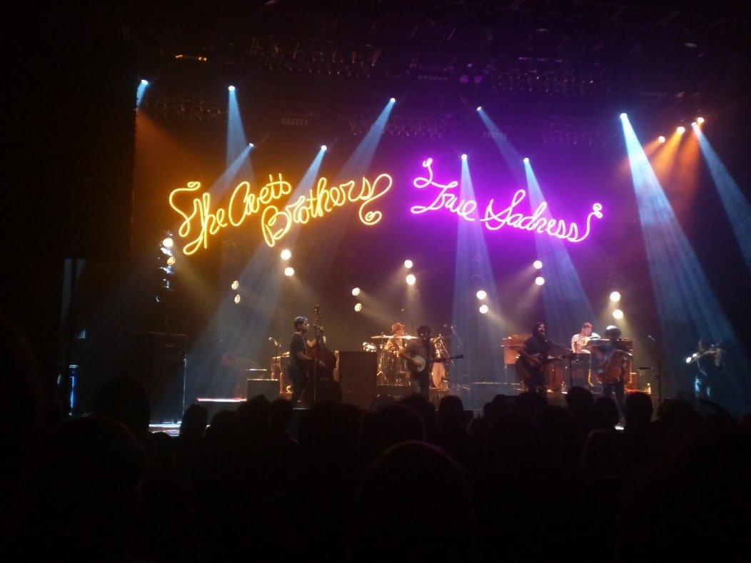 The Avett Brothers concert review Akron